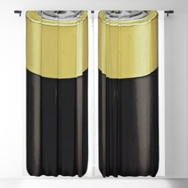 Battery D Traditional Steel Device Portable Use Throw Blackout Curtain