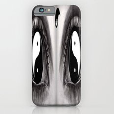 7 Eye Collection: Yin Yang In Your Eyes Slim Case iPhone 6s