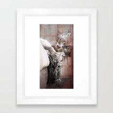 Smoke/3 Framed Art Print