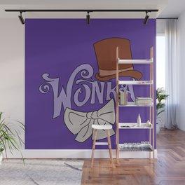 Wonka Wall Mural