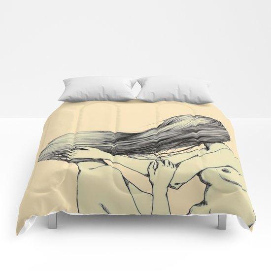 Hair Lust Comforters