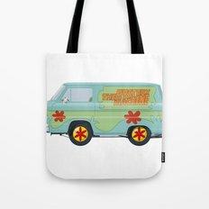 Mystery Machine - Scooby-Do!  I/III Tote Bag