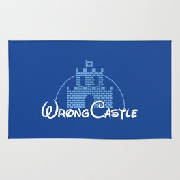 Wrong Castle Rug