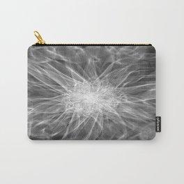 Crystal Taffeta Carry-All Pouch