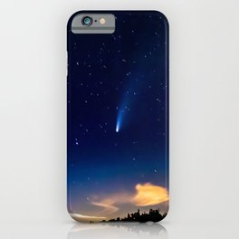 Comet Neowise iPhone Case