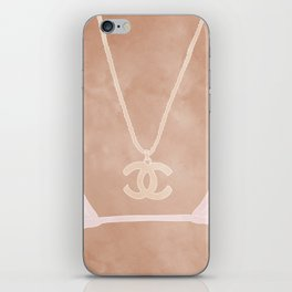 summer fashion iPhone Skin