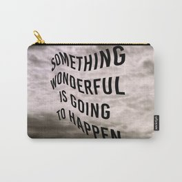 The Optimist Carry-All Pouch