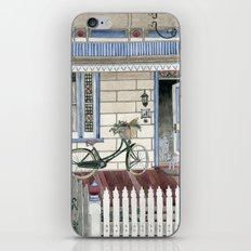 Staying at home iPhone & iPod Skin