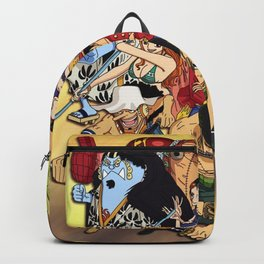 Pirate King Backpack