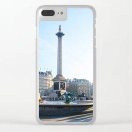 Trafalgar Clear iPhone Case