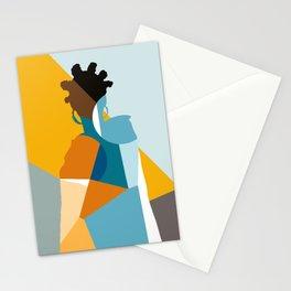 Bantu Woman Stationery Cards