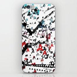 Say Aaaaaa... iPhone Skin