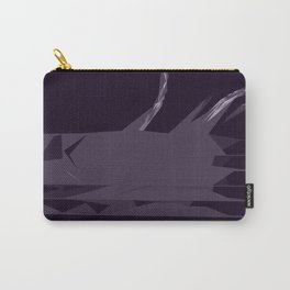 Body (Abstract Guitar Design - Purple) Carry-All Pouch