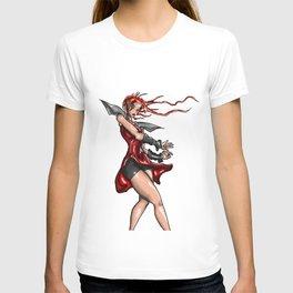 Cross Crisis Sui T-shirt