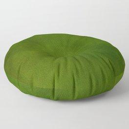Green Color Velvet Floor Pillow