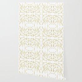 Gold drops Wallpaper