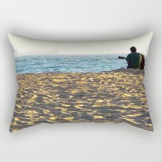Play Us A Song Rectangular Pillow
