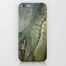 Smiling Crocodile iPhone 6s Slim Case