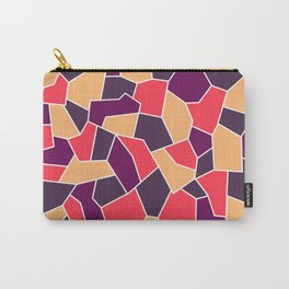 Hard Mosaic 03 Carry-All Pouch