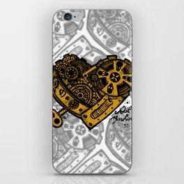 Not a Machine iPhone Skin
