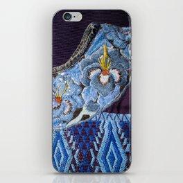 Guatemala - Hiupil of Flowers iPhone Skin