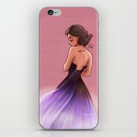 laia iPhone & iPod Skins featuring Love, Rosie by Laia™
