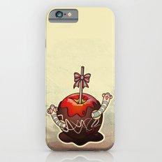 SWEET WORMS 2 - caramel apple Slim Case iPhone 6s