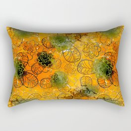floral mix Rectangular Pillow