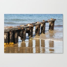 Sea Power Canvas Print