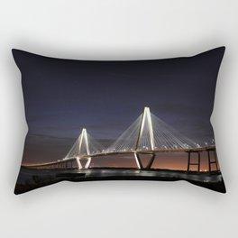 Ravenel Bridge Charleston Rectangular Pillow