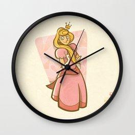 Peach | Nintendo All-Stars #6 Wall Clock