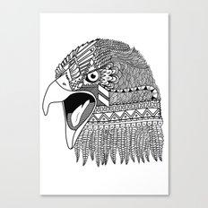 Indian Eagle Canvas Print