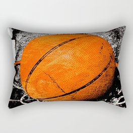 The basketball Rectangular Pillow
