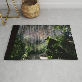 The Wild in Us Rug