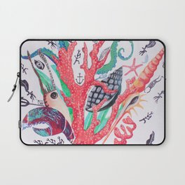 Ocean Arrangements Laptop Sleeve