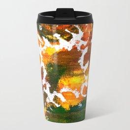 Aztec Culture Travel Mug