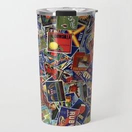 Fruit Crate Collage Travel Mug