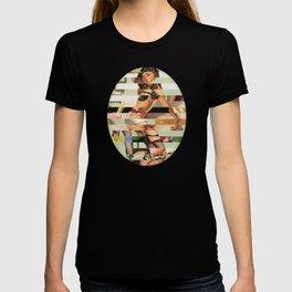 Glitch Pin-Up Redux: Randi T-shirt