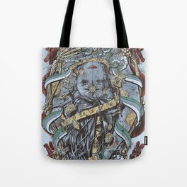 The Sailor & the Syren Tote Bag