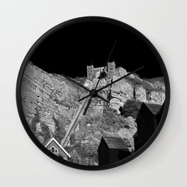 East Hill Cliff Railway Wall Clock