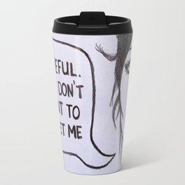modesty blaise Travel Mug