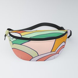 Feelings Are Not Facts Fanny Pack