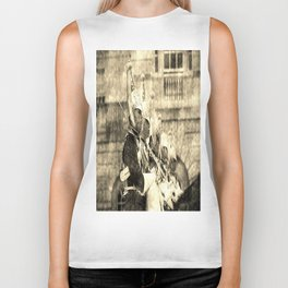 Household Cavalry Changing Of The Guard Vintage Biker Tank