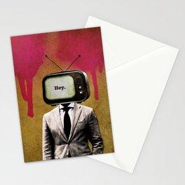 Mixed Media Stationery Cards