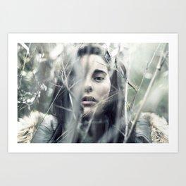 219 Art Print