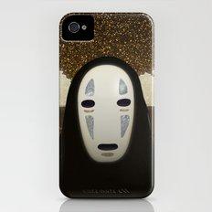 No-Face Maki-e iPhone (4, 4s) Slim Case