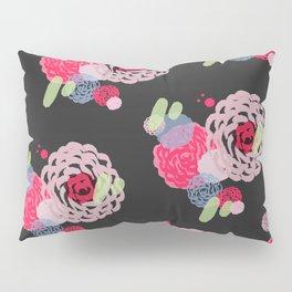 Brush roses Pillow Sham
