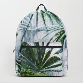 Palm and rain Backpack