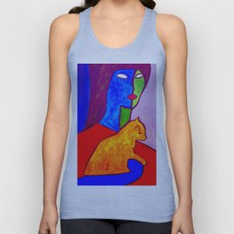Watchful Eye #society6 #decor #buyart Unisex Tank Top
