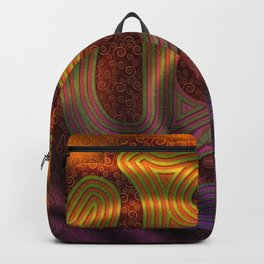 Let The Music Play Backpack